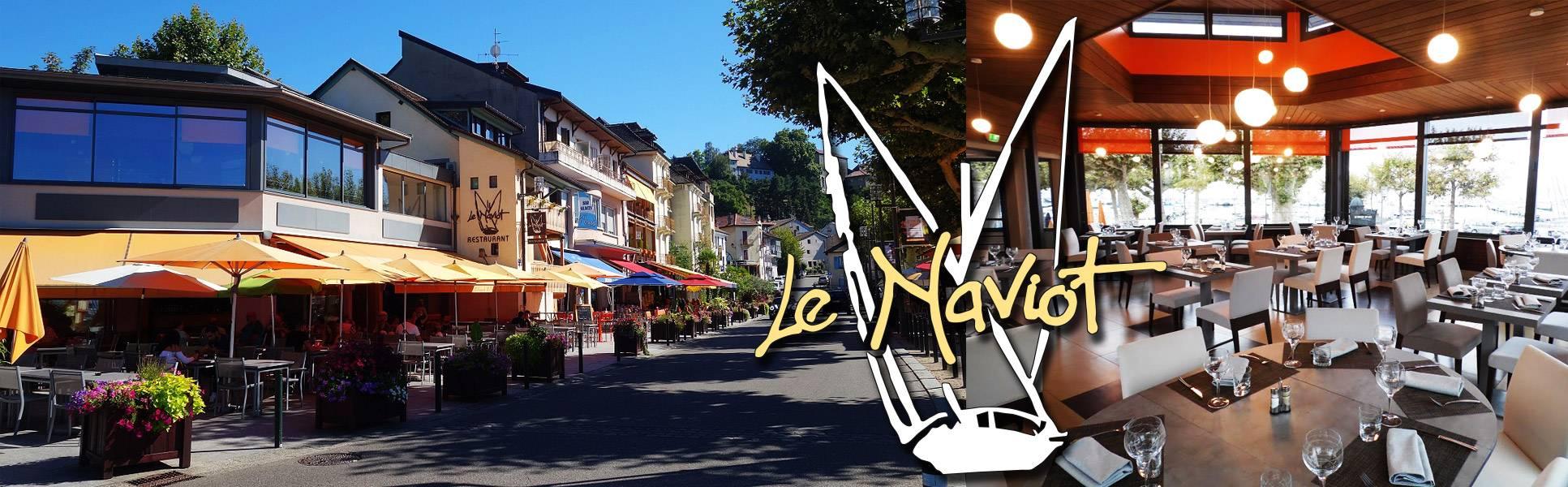 Restaurant thonon port de rive restaurant le naviot - Restaurant port de thonon ...